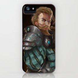Taryon Darrington iPhone Case