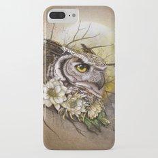 owl iPhone 7 Plus Slim Case