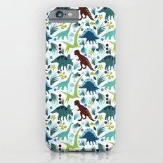 Dinosaur Days iPhone 6 Slim Case