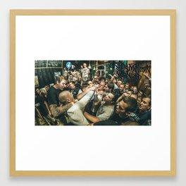 REDEMPTION DENIED Framed Art Print