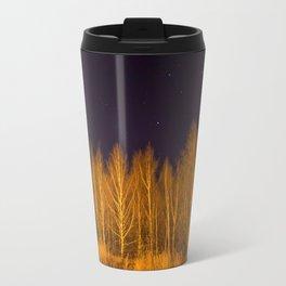 Strange forest Travel Mug