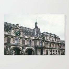Paris Life Canvas Print