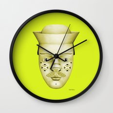 Hank Wall Clock