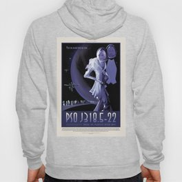 PSO J318.5-22 - NASA Space Travel Poster Hoody