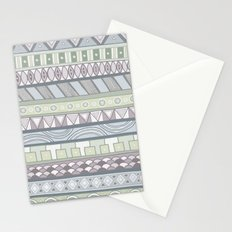 Simple Pattern Stationery Cards