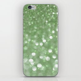 Holiday Mint iPhone Skin