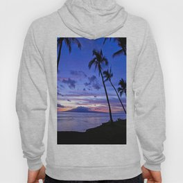BEACH AND PALM TREES Hoody