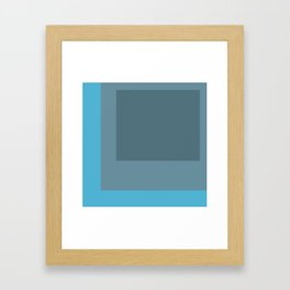 Keep Going #buyart #Society6 #minimal Framed Art Print
