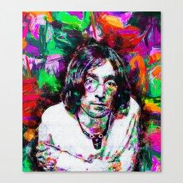 JohnLennon #1 Canvas Print