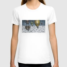 PERIL ABOVE THE CLOUDS! T-shirt
