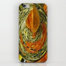 Indian Sari material abstract iPhone & iPod Skin