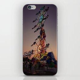 Sunset Carnival iPhone Skin