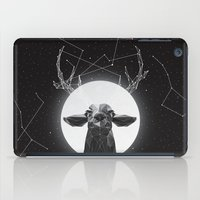deer iPad Cases featuring The Banyan Deer by Davies Babies