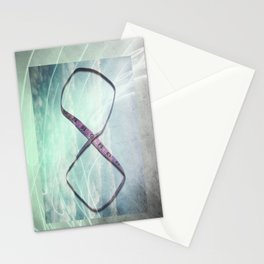 Infinity Measured Stationery Cards