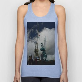 Harbor Crane Unisex Tank Top