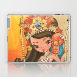 Luau Lulu Laptop & iPad Skin