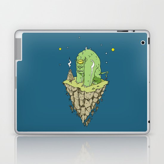 the big prince Laptop & iPad Skin