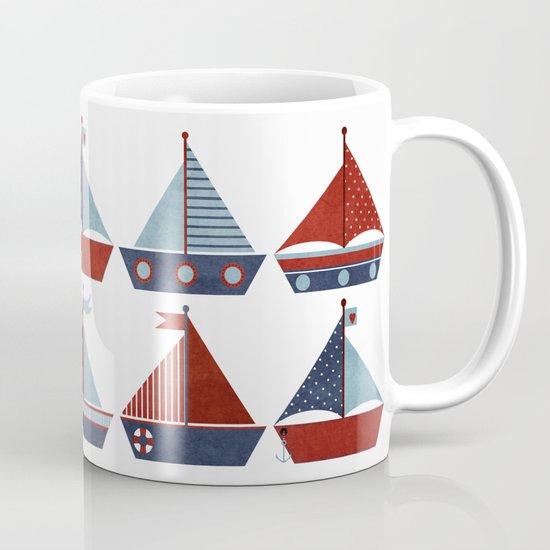 My Little Sail Boat. Mug
