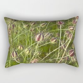 NIGELLA - Love-In-A-Mist Rectangular Pillow