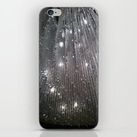 sparkles iPhone & iPod Skins featuring Sparkles by Jacqueline Obispo