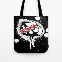 EMR crew logo rmd tweak Tote Bag