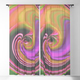 Cjay Sheer Curtain