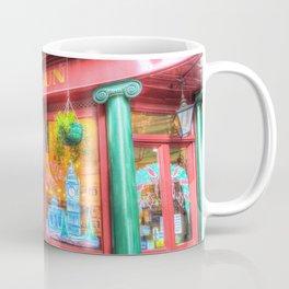 The Rising Sun Pub London Coffee Mug