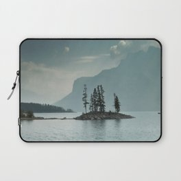 Obscured Thoughts Laptop Sleeve