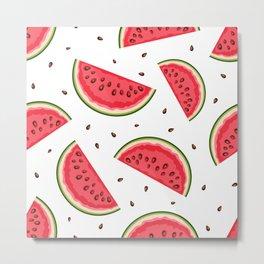 watermelon Metal Print