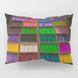 The Colors of Kathmandu City 01 Pillow Sham