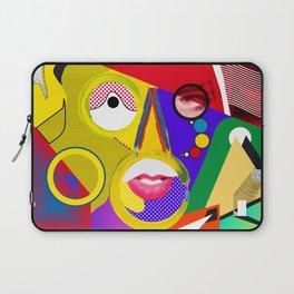 Color portrait Laptop Sleeve