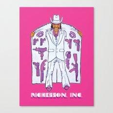 Sales Associate Canvas Print