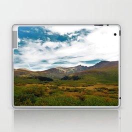 Colored Peaks Laptop & iPad Skin