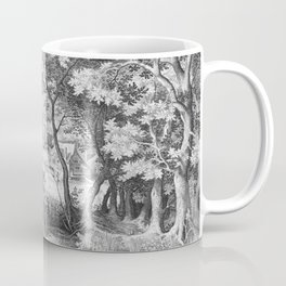 Landscape with Judah and Tamar Coffee Mug