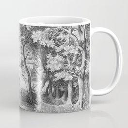 Landscape with Judah and Tamar Coffee Mug