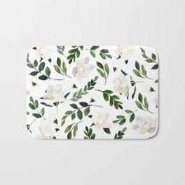 Magnolia Tree Bath Mat