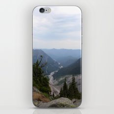 Rainier Gorge iPhone & iPod Skin