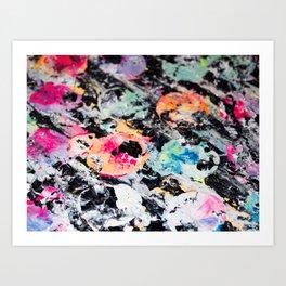 the burner Art Print