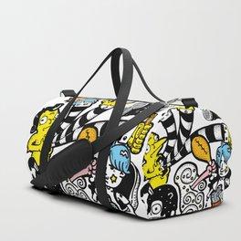 Octorabbit Duffle Bag