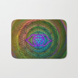 3rd Eye Bath Mat