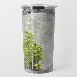 'Trees are sanctuaries' Travel Mug