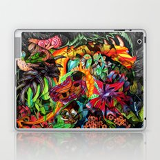 Just another day in the jungle Laptop & iPad Skin