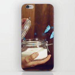 Y volar. iPhone Skin
