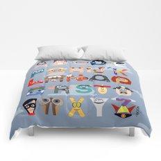P is for Pixar (Pixar Alphabet) Comforters