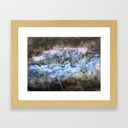 Impass Framed Art Print