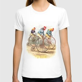 Racing Roosters T-shirt