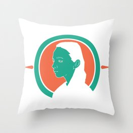 Persephone Throw Pillow