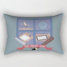 ANIMATION CREST Rectangular Pillow