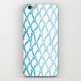 Net Water iPhone Skin