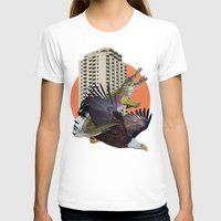 cage T-shirts featuring Cage home by Lerson
